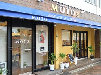 アトリエサロン モト(Atelier Salon MOTO)