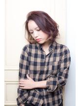 水原希子風★エフォートレス寝ぐせ風ハニーヘア .57