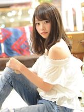 MARIO☆マカロンカールセミディ マニッシュ.44