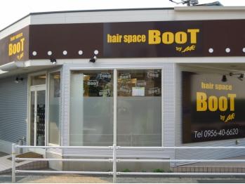 ヘアースペース ブート バイ エムズ(hair space BooT by M's)