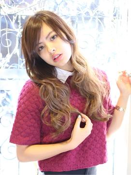 マギーちゃん風ヘアスタイル・髪型・画像
