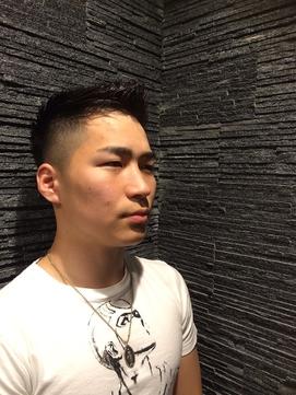 ショートバック【HIROGINZA池袋サンシャイン通り店】<理容室>