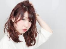 《港区》ドライカットで創るおさまりの良いスタイル☆髪質にお悩みがある方も一度来店してみて!!