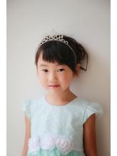 《LiLii Lea hair design》實川貴洋 ☆キッズ アップスタイル☆.43