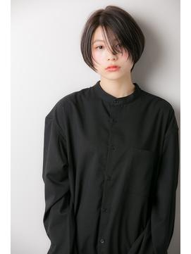 2021トレンド☆かっこ可愛いショート♪【Linona/林 直徳 】