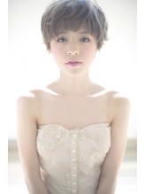 .外国人風ミルクベージュの大人マッシュボブ☆ ブラウンアッシュ.10
