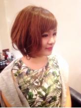 【西宮★】髪に優しいモロッカンオイル配合のカラー☆あなたの雰囲気にぴったりな色を提案してくれますよ♪