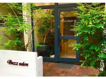 バズサロンフォーヘアー(Buzz salon for hair)(大阪府大阪市中央区/美容室)