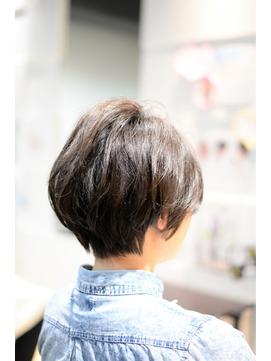 【-5歳】 30代のショートBOB 御所南