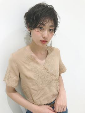 《K-two栄・矢場町》大人女性のセンシュアルショート