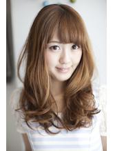 【ハニーベージュ】大人かわいい×ロング☆☆ 社会人.44