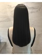 黒髪、艶ロングスタイル♪.20