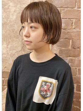 magiyhair【nico】リップラインボブ