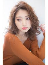 Sweet自由が丘☆大人かわいいデジタルパーマミディアムボブ☆ スウィート.14
