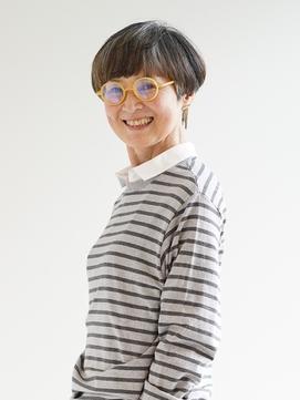 【えがお美容室】50代60代に◎グレイヘア似合わせショート