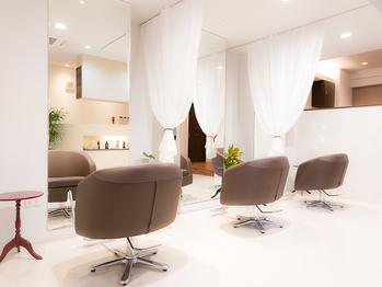 ラグジー(Luxy HAIR RESORT)(奈良県奈良市/美容室)