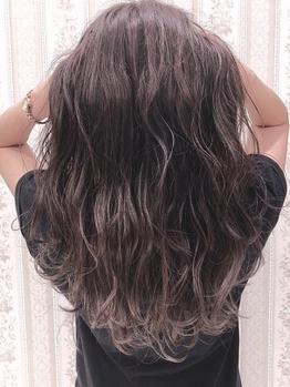 ジア ヘアグリージア(ZIA-hair Grigia-)