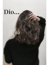 【Dio...池袋】外国人風 3Dカラー ワンレングス.32
