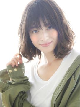 ロンドルージュ【竹村勇輝】ゆるふわパーマボブ0331