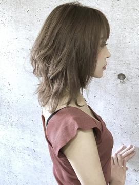 【 福岡 髪質改善 】リラクシーボブ♪『ピンクアッシュ』