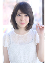 【FORTE 銀座】触りたくなるストレートボブ♪ツヤ髪♪ 女子力.15