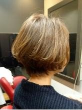 【JR高槻駅すぐ 】大人女性のファン多数♪髪に合わせてカラーをご提案するから、きれいに発色してモチ◎