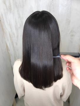 【AnFye.dueldo]ジュエリーシステム+縮毛矯正