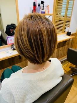 laco Roots Hair 明石店