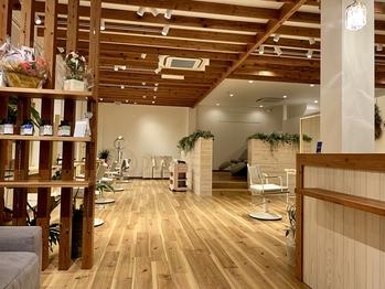 ブルーム(bluem)(徳島県徳島市/美容室)
