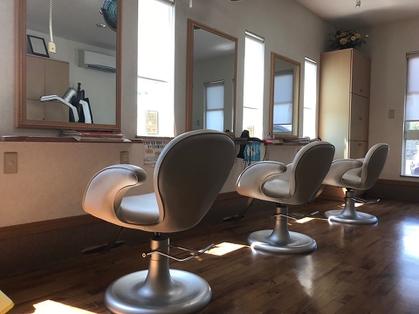 美容室 沙羅 image