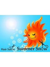 ヘアーサロン サマースノー(Hair Salon Summer Snow)