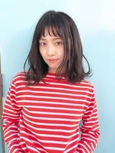 BALLOON HAIR 春のイチ押し◎好印象ワンカールミディ.48