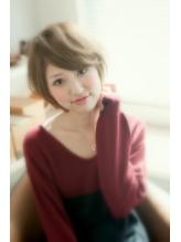 ☆ピュアショート☆【toast by collet】03-5937-3480 秋色.40