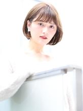 25歳からの【モード/3Dカラー /ミニマムボブ/ジグザグバング】.24