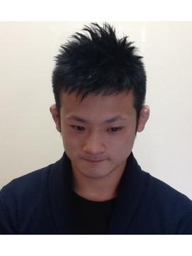 スポーツ系 モテ髪ショート 3Dカット&スライド