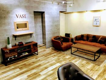 ヘア ソリューション ヴェイス (Hair solution VASE)(兵庫県神戸市中央区)