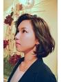 #belle chambre#おとな女子のかきあげバング2016☆