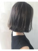 【ALIVE原宿】透ける髪色。ハイライトカラー☆種市明日香 .50