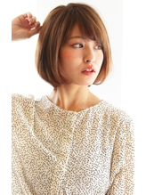 【30代・40代・50代】大人の女性に人気のひし形ボブ 30代.39