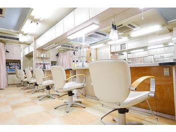 ベラ美容室のイメージ写真