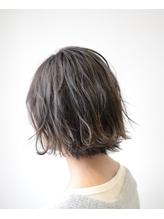 【roomRoom yuki】リラックスウェーブ×マットグレージュ.48