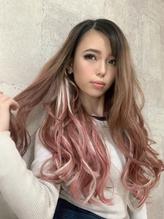ピンクホワイト3.27