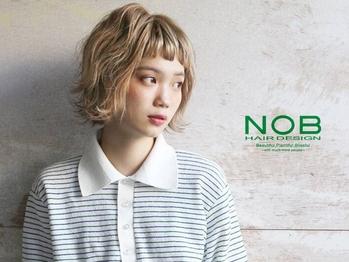 ノブ ルヴェ デュ ソレイユ(NOB lever du soleil)(神奈川県横浜市中区/美容室)