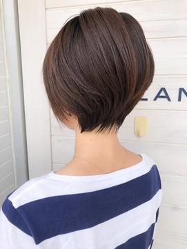 [OCEAN Hair&Life]くせ毛ショート☆刈り上げ女子☆