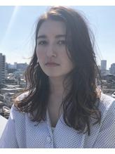 大人可愛いオフィスヘア☆クリープパーマ.20