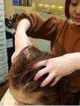 [淡路]【ヘッドキュア体験】ツボ/リンパを心地良く刺激する頭皮マッサージで頭皮ケア&極上癒しtime…♪