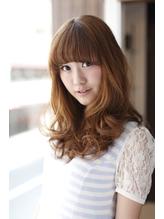 【ハニーベージュ】大人かわいい×ロング☆☆☆ 社会人.46
