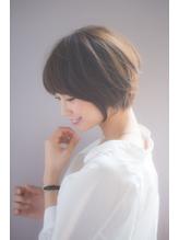 2017年人気女性らしさを忘れないショートボブ【國武さゆり】 2017,ボブ.51