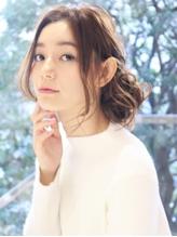 【M.SLASH藤沢】ゆるふわナチュラルアップb .48