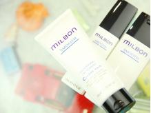 最新トリートメント『MILBON』を使用したナノレベルの施術。髪内部に働きかけ、悩み知らずの健康な髪に♪